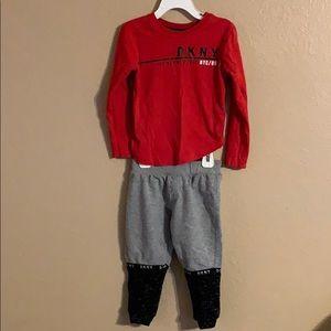 Boys DKNY Outfit